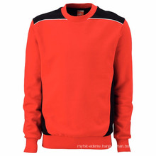 15PKSWT06 New sports 100%poly fleece sweatshirt