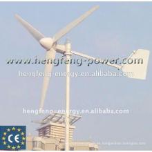 pequeña turbina de viento 150w