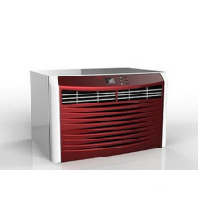 Cooling and Heating Parts of Window Type Air Conditioner