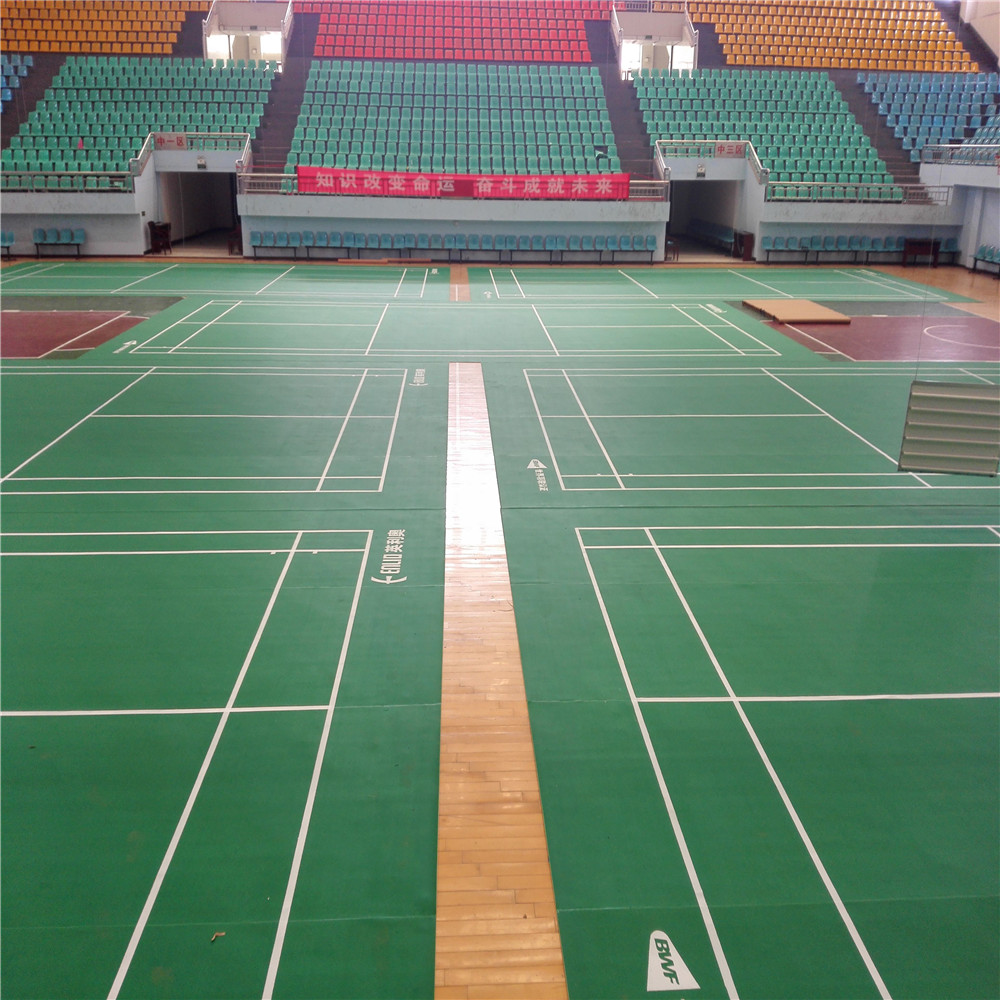 Badminton Court Floor34