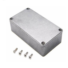 Factory Zinc Metal Die Casting Stamping Box Accessories Parts Price