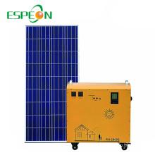 Système d'énergie solaire de générateur portatif d'éclairage d'appareils ménagers d'Espeon