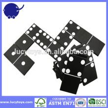 Dominois de jeux en plein air en bois géants