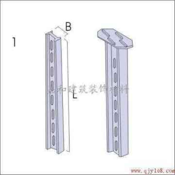 Column for cable tray