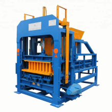 QTF4-15C new fully automatic germany technology cement brick block machine manufacturer
