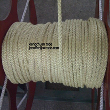Supply for Offer Aramid Rope, Aramid Fiber Rope, Twisted Aramid Fiber Rope, Solid Braided Aramid Rope From China Manufacturer Aramid Rope Mooring Rope export to New Caledonia Manufacturers