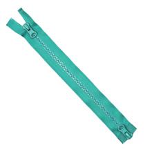 5 # Fermeture à glissière en plastique Deux curseurs Open End Auto Lock X-Type