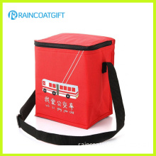 Typical PVC Aluminum Foil Large Cooler Bag Rbc-127 Red