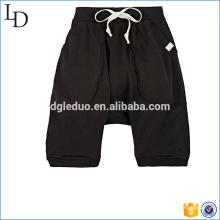 Drop-Rise Jogger Pants baby boy pantalones cortos personalizados de moda