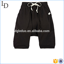Drop-Rise Jogger Pants baby boy pants fashion custom plain shorts