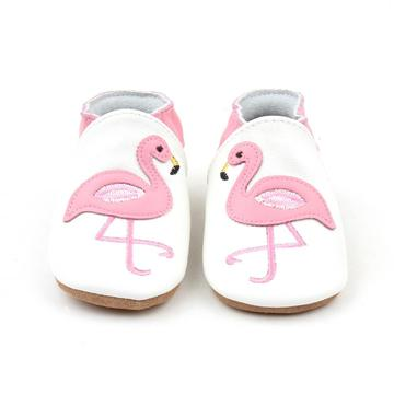 Fancy Comfortable Newborn Baby Girl Zapatos de cuero suave