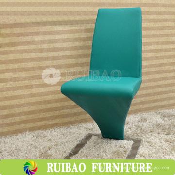 Vente en gros Chaise en plastique recyclé de style européen de nouvelle conception