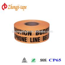 Высококачественные подземные телефонные линии разметки ленты