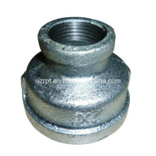 Banded Galvanized Malleable Iron Pipe Fittings Reducing Coupling