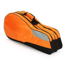Large Capacity Oxford Tennis Racquet Bag Badminton Racket Bag with 2 Compartments Racket Bag