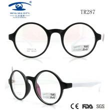 2015 Round Shape Cute Fashion Design Tr90 Eyewear Frame (TR287)
