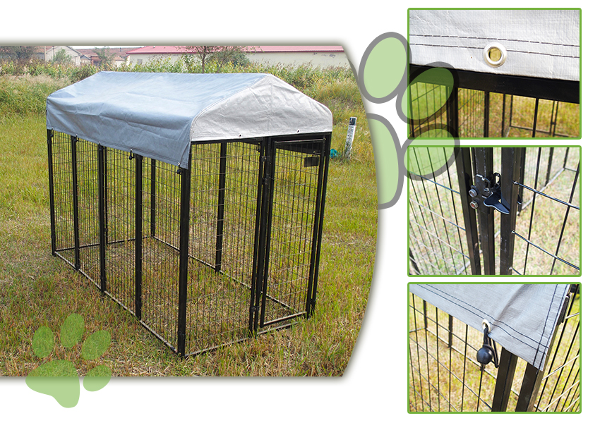 dog kennels and runs for sale