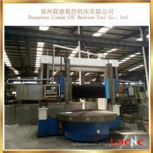 Ck5250 Chinesa Coluna Dupla Precisão CNC Vertical Turret Lathe Preço