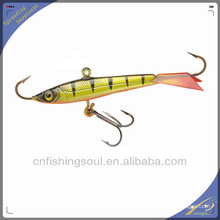 ICL011 ice fishing jig molds ice fishing lure