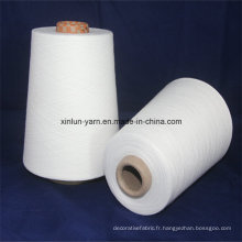 40s T / C 65/35 Fils mélangés au polyester pour le tricot