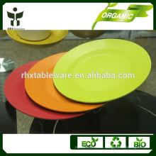 Küche Besteck Tablett Bambus Faser fancy Geschirr