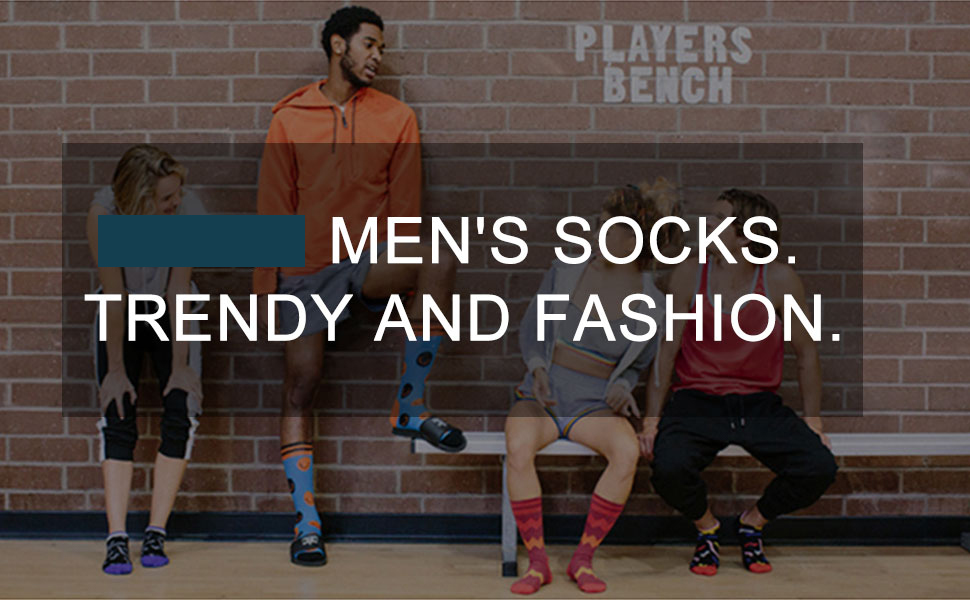 fashion men's sock