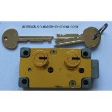Safe Lock, zwei Lock Head Lock, Bank Safe Lock, Al-G4400