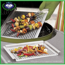 Stainless Steel BBQ Grill Pan