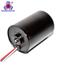 brushless electric gear motor 36mm diameter CW/CCW
