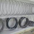 Заводская цена бритва колючая проволока оцинкованная бритвенная проволока