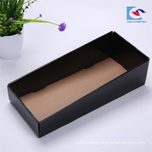 Lower Price custom size beer corrugated display packaging box