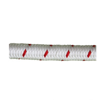 cuerda de batalla de poliéster con doble trenzado