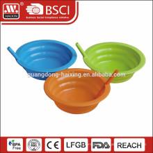 Kunststoff Eisbecher mit Stroh 0,3 L 0,45 L 0,6 L
