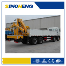 XCMG Sq5zk3q, 5t Truck Mounted Crane, 3-Section Knuckle Boom