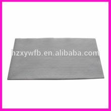 Pano de limpeza não tecido da fibra de bambu