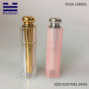 Luxury lipstick tube container in stock