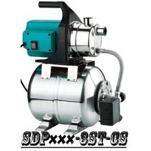 (SDP600-3ST-CS) Самовсасывающие струи сад водяной насос с баком бытовые