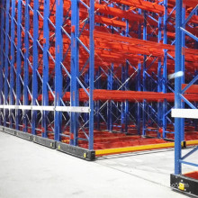 Movable Pallet Racking for Freezer Room