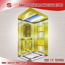 small nice cheap passenger lift for small shaft
