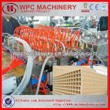 HIGH EFFICIENCY PVC WPC DOOR PANEL PRODUCTION LINE