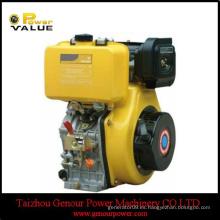 6.7HP generador de motor de calidad superior partes ZH178F (E)