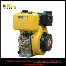 6.7HP Высокое качество масла двигателя генератор частей ZH178F (E)