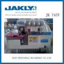 Fast start-up and stop high speed overlock sewing machine JK747