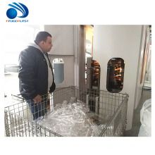 FAYGO botella de agua bebida fabricante de botellas de agua mascota que sopla precio de la máquina