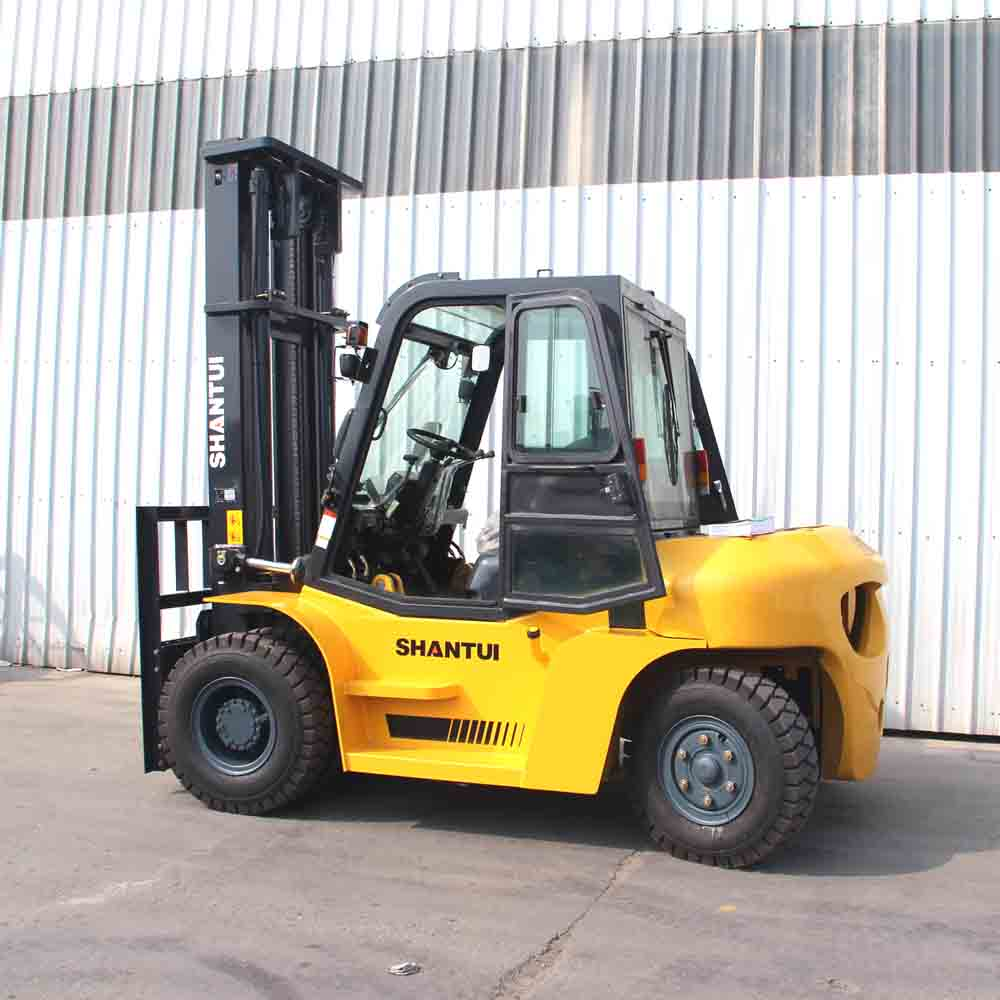 5T Forklift With Cab