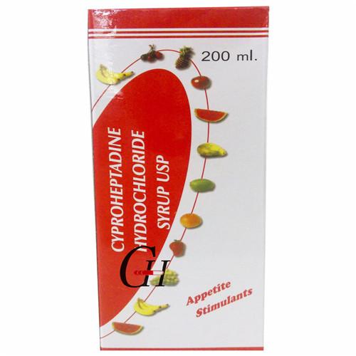 Cyproheptadine Hydrochloride Syrup USP 200ml