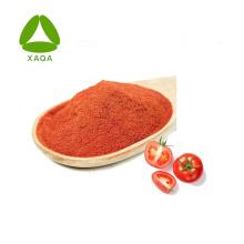 Polvo de extracto de tomate en polvo vegetal