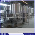 Équipement de brassage Accueil Micro Brewhouse usine de brasserie pour la fabrication de la bière