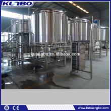 Automatische Brei-Maschine / schlüsselfertiges Bier-Brauen-System