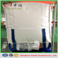 Acepte el contenedor a granel intermedio flexible de pedido personalizado / big bag para arena, arroz, cemento